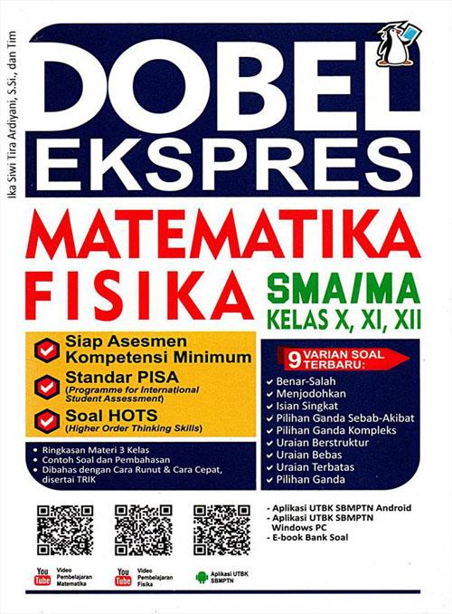 Dobel Ekspres MATEMATIKA-FISIKA SMA