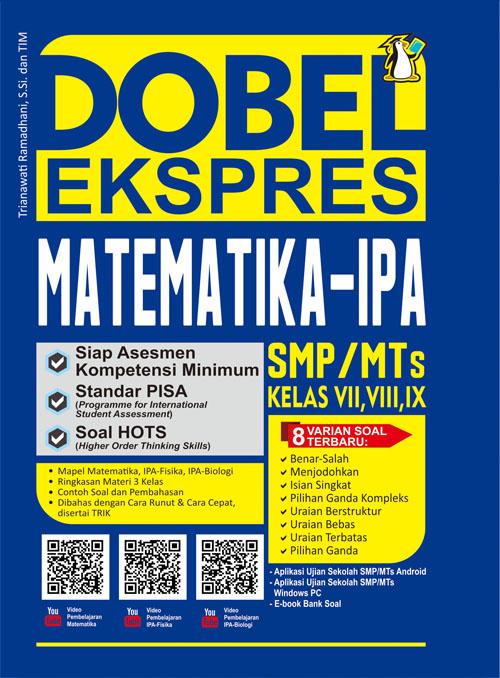 Dobel Ekspres MATEMATIKA-IPA SMP