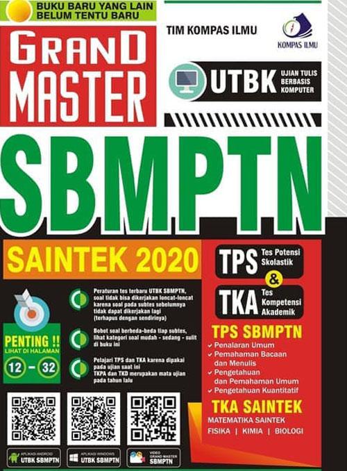Grand Master UTBK SBMPTN Saintek 2020 KI