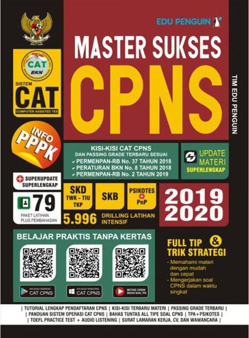 Master Sukses CAT CPNS EDU