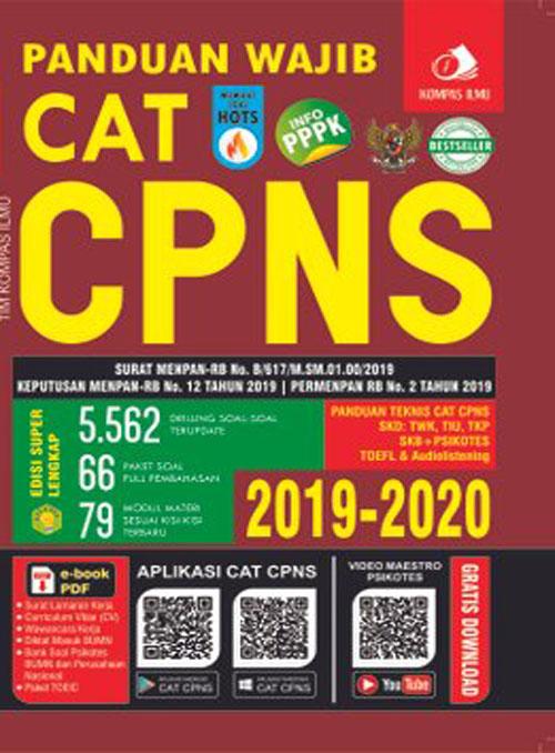 Panduan Wajib CAT CPNS KI
