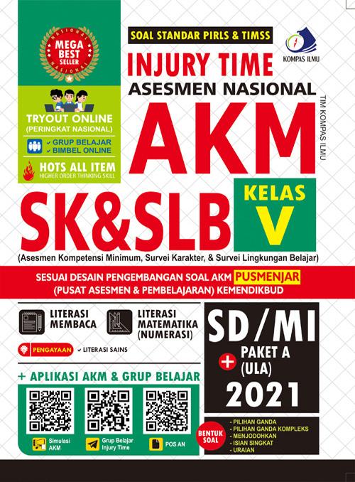 Asesmen Kompetensi Minimum (AKM) SD