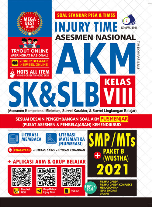 Asesmen Kompetensi Minimum (AKM) SMP