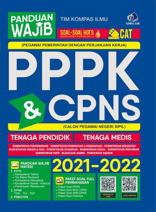Panduan Wajib PPPK & CPNS 2021-2022