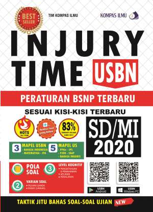 INJURY TIME USBN SD/MI 2020