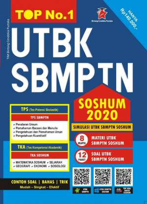 Top No. 1 UTBK SBMPTN Soshum 2020