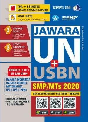 Jawara UN + USBN SMP/MTs 2020