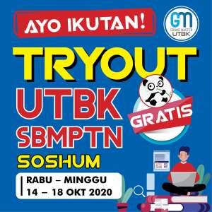 Tryout Online UTBK SBMPTN SOSHUM