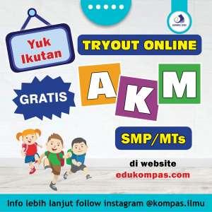 Tryout AKM SMP/MTs 2021