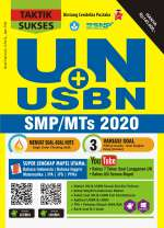 Taktik Sukses UN+USBN SMP/MTs 2020