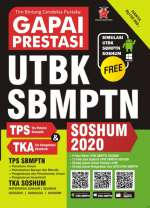 Gapai Prestasi UTBK SBMPTN Soshum 2020