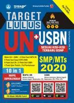 Target Lulus UN + USBN SMP/MTs 2020