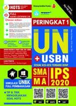Peringkat 1 UN + USBN SMA/MA IPS 2020
