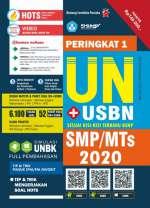 Buku Peringkat 1 UN + USBN SMP/MTs 2020